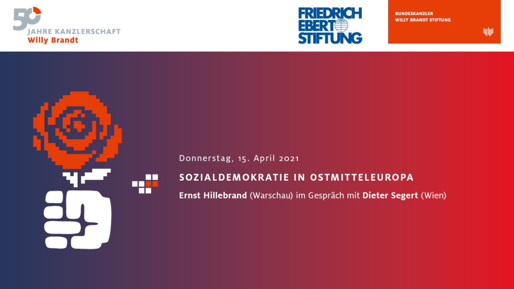 Sozialdemokratie in Ostmitteleuropa