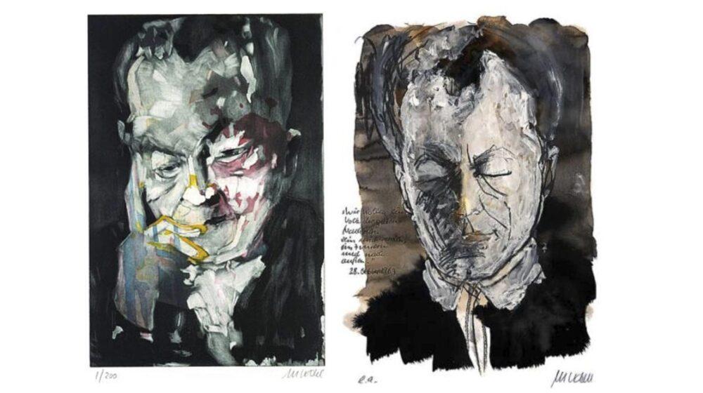 Workshop Politiker im Porträt Armin Müller-Stahl Willy Brandt