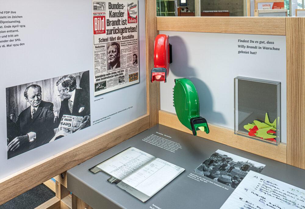 Willy Brandt – Freiheitskämpfer, Friedenskanzler, Brückenbauer
