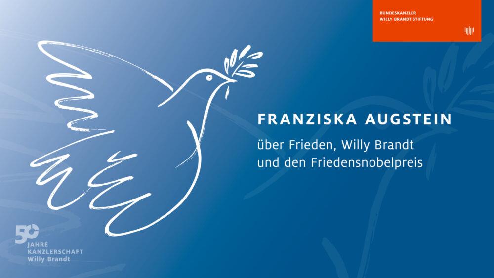Franziska Augstein_Friedensnobelpreis Interview