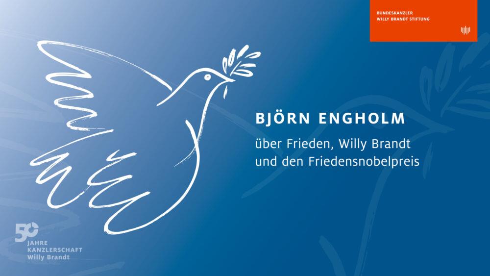 Björn Engholm Interview Friedensnobelpreis
