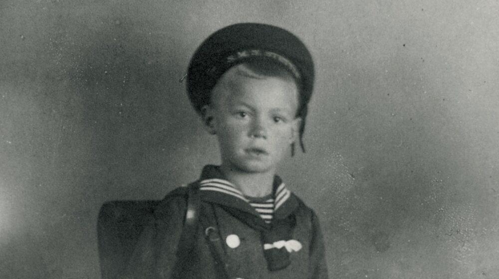 Herbert Frahm, Einschulung