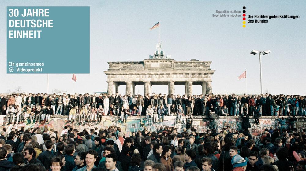 Key-Visual 30 Jahre Deutsche Einheit